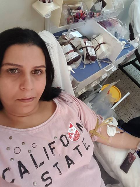 Fondation Raz Musstaki - Contribution à Kiryat Motzkin - Septembre 2018